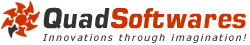 Quad Softwares Logo